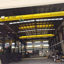 Top quality gantry overhead crane bridge single&double
