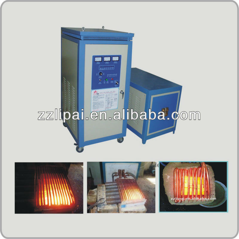 heavy-duty induction heating welded pipe bending machine