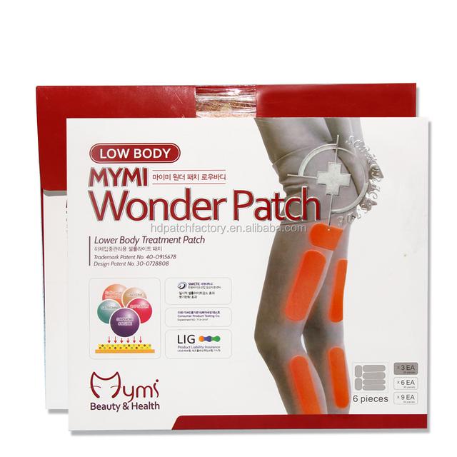 High Quality Mymi Wonder Patch,Korea Slimming Patch slim belly price