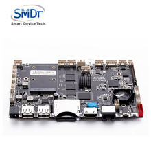 Allwinner dual core android embedded board with lvds output,arm 3G board tablet motherboard manufacturer for digital kiosk