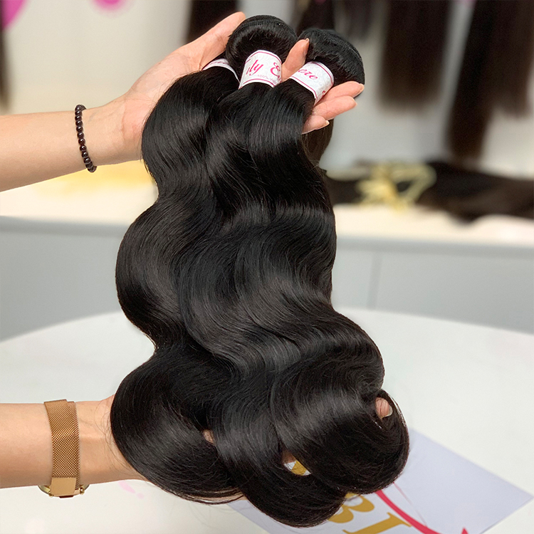 Free Sample raw virgin cuticle aligned hair,virgin Indian human hair extension,raw Indian cuticle aligned human hair from India