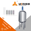 Liquid Detergent Making Machine, Jacketed Chemical Cosmetic Liquid Mixing Tank, Liquid Soap Mixing Machine
