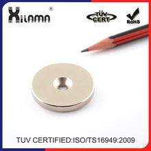 Speaker Disc Properties Shape Ndfeb Magnets Magnetic Magnet
