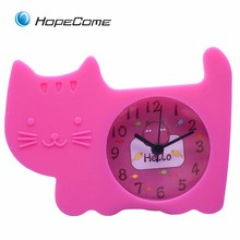 Cat Table Clock for Gifts
