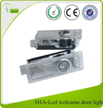 2014 New product Car Led Ghost Shadow light