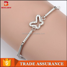 2015 summer new arrival silver bracelet popular classical animal design fast delivery in guangzhou