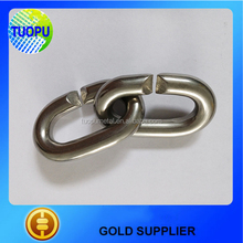 Tuopu C open split link chain,C type connecting split links for marine