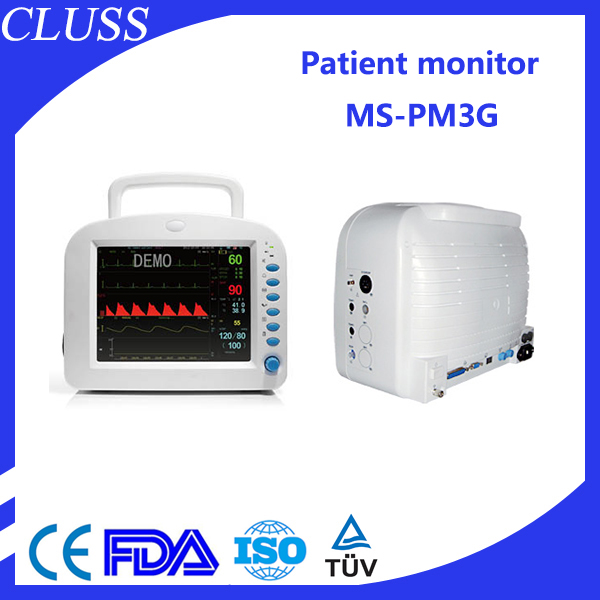 Hot new product ICU equipmeng MS-PM3G contec cheap patient monitor