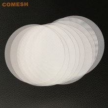 Nylon Filter Mesh Coffee Disc / Nylon Mesh 150 Micron