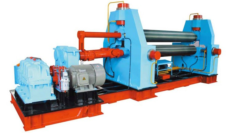 Quality Hydraulic industrial steel plate rolling machine for sale,aluminium sheet rolling machine