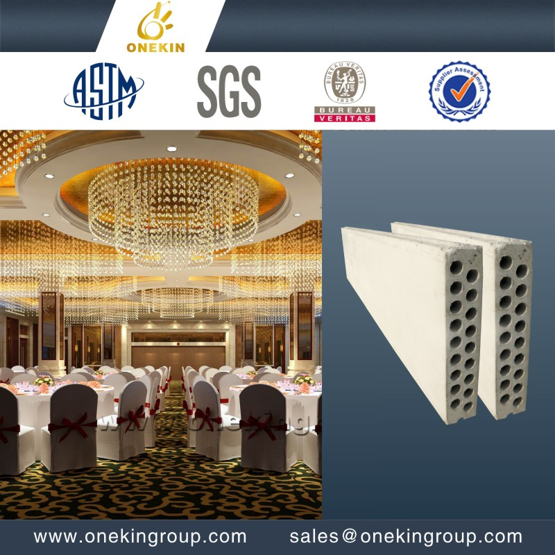 mgo agro stone board fireproof soundproof building materials