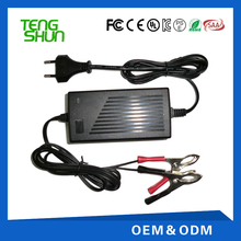 factory price 16.8v3a li-ion battery charger for electric bicycle scooter led