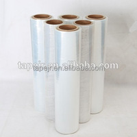 New products Transparent Plastic grade film packaging Wrap stretch film for food