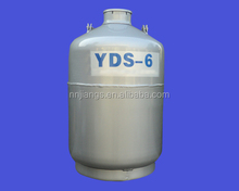 Jiangs Small liquid nitrogen container YDS-6