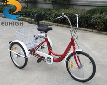 Hot sale three wheeler tricycle with closed box
