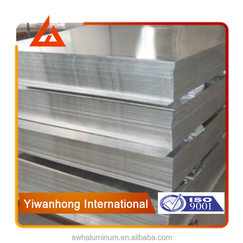 Factory Supplier sheet metal aluminum