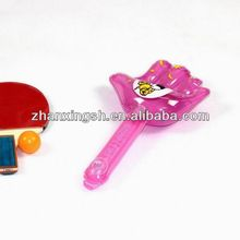 2014 shnaghai zhanxing hot sale pvc fashion popular pvc inflatable fan hand toy funny for kids in good price