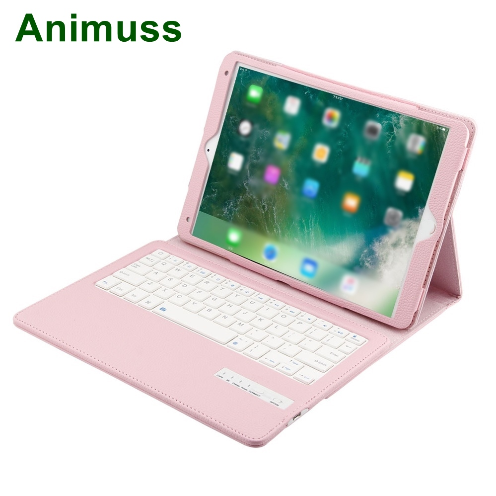 Removable Tablet Case Wireless Keyboard for <strong>iPad</strong> Pro 10.5 / air / air 2