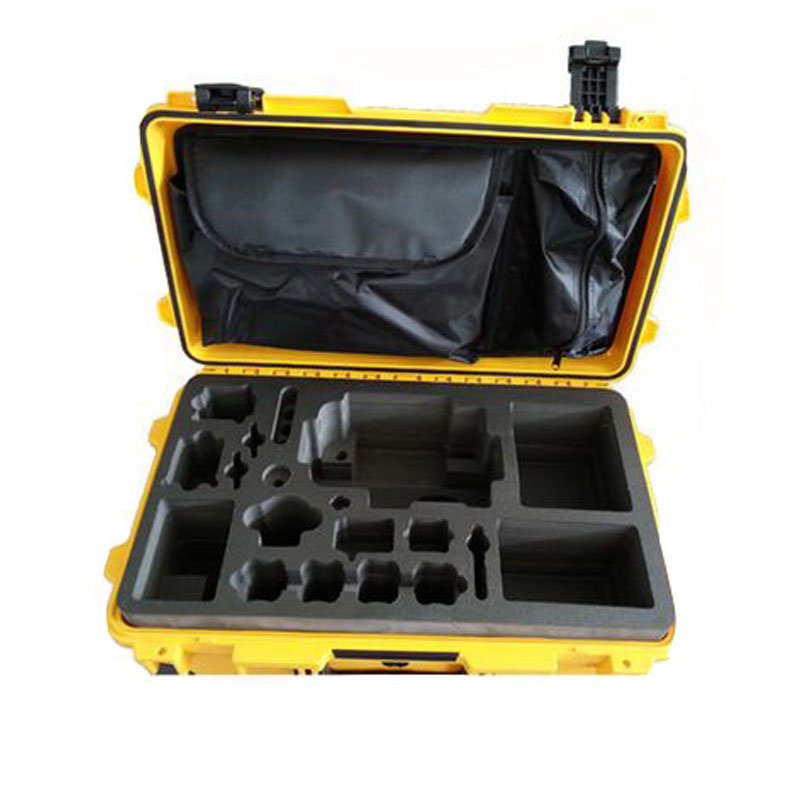 Tricases factory IP67 <strong>hard</strong> PP plastic waterproof equipment <strong>case</strong> with the pre-cut foam M2500