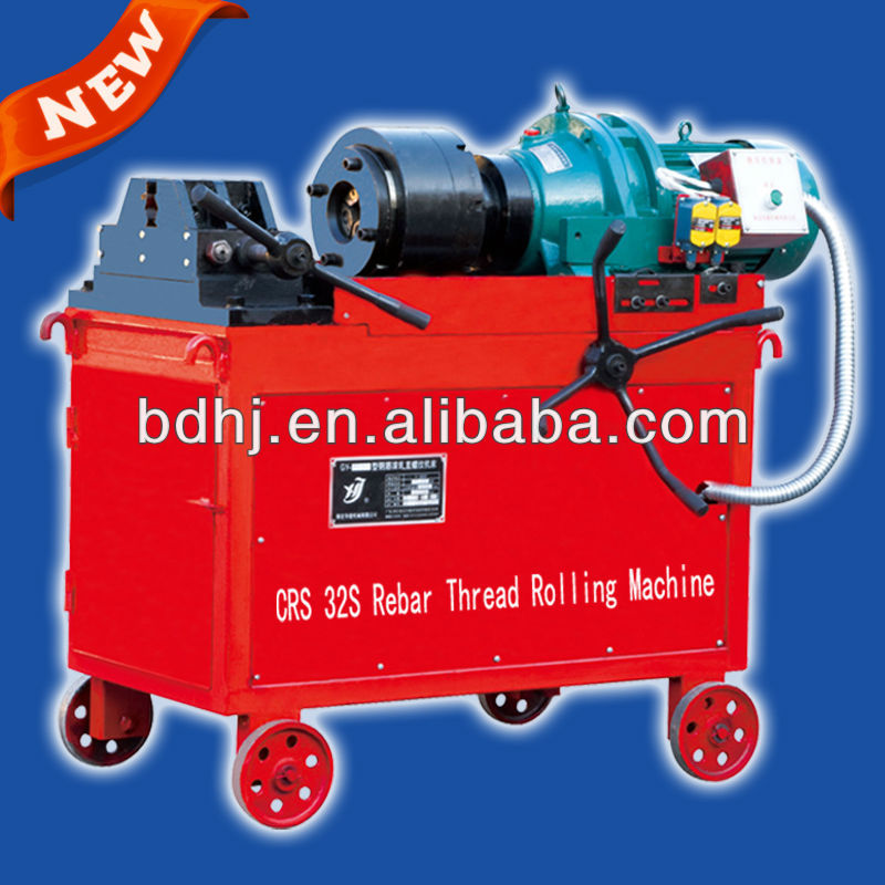 rebar coupler machine