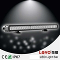 20800lm Single row 260w offroad led light bar for vw polo 6r