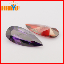 High quality pear shape CZ products for distributors