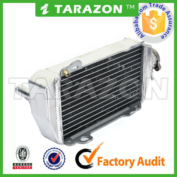 High efficiency motorcycle oil cooler radiator for YZF 250 450
