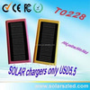 Polymer Lithium Battery Portable Solar Panel Charger