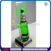 TSD-A1093 custom acrylic led bottle display,counter top wine led bottle glorifier display stand