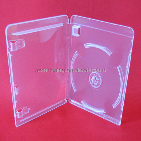 Unique useful PP USB & DVD case