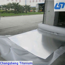 good quality cheap GR5 titanium alloy sheet with SGS certificate