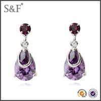 Latest Design Popular Zircon earring machine