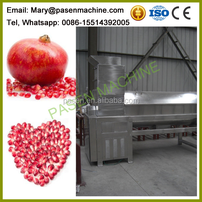 Electric pomegranate seed removing machine / megranate separating machine / pomegranate processing machine
