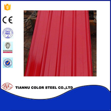 Top2/Back1 wholesale price color coated sheet/corrugated sheet for building materials/prepainted galvanized steel sheet
