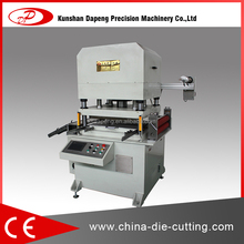 hydraulic die cutting machine for cutting screen protector film roll