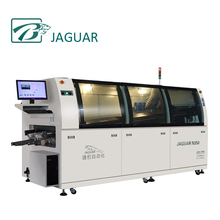 Fully automatic Lead free wave solder machine/N350 SMT Lead-Free Wave Oven Soldering Machine for PCBA