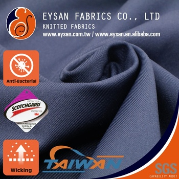 EYSAN 3M Wicking Anti-bacterial 84 Polyester 16 Spandex Fabric