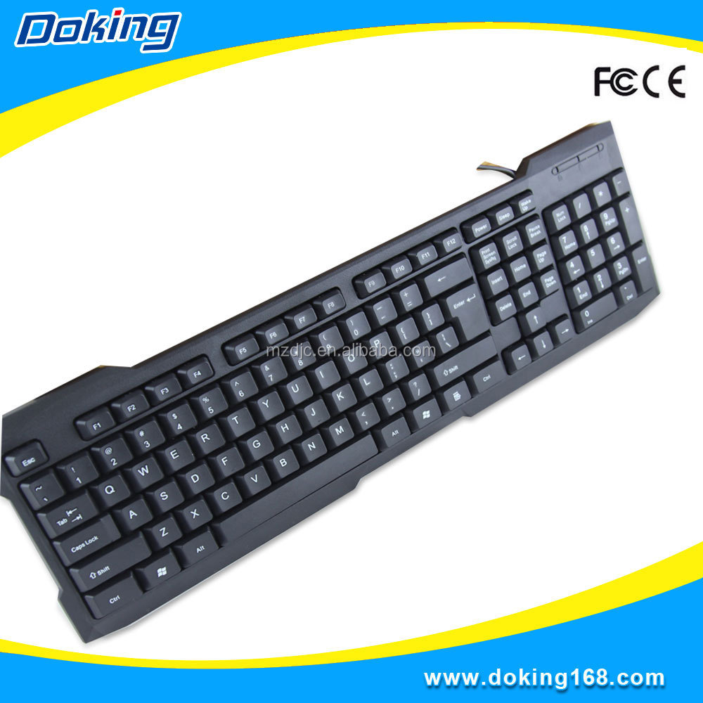 2016 manufacturer Wired gaming computer keyboard