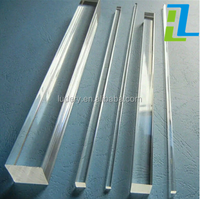 Custom Cast Acrylic Pipe/PMMA Tube /Plexiglass Tube PC PMMA Extrusion Profile