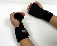 Neoprene Leather Gym Gloves