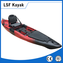 LDPE hull material fishing kayak wholesale