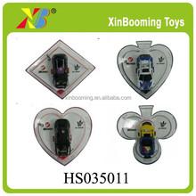 New Hot Toy 4CH 1:63 Mini RC Racing Car with Light(4styles/8colours)
