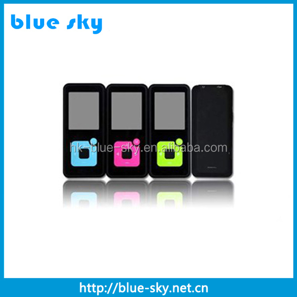 Hot sell 1.8 inch MP4 Player with TF card slot 4gb av mp4