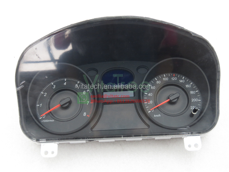 China Car Accessories Combination meter for Geely CK