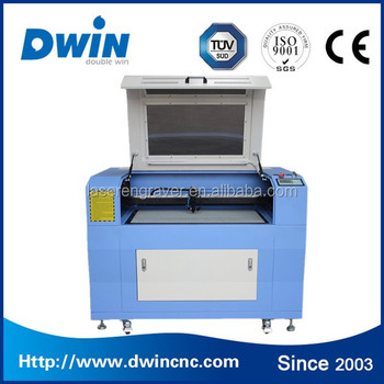 cnc 3d laser 960mm acrylic and wood engraving machine with CE FDA ISO certification