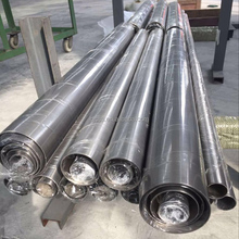 hot sale ASTM B338 Gr1 welded Titanium tube /pipe for heat exchanger or condenser