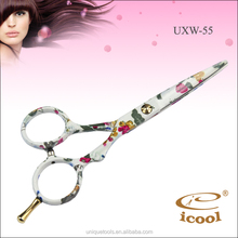 Right-Handed scissors style and No Foldable Hair Cutting scissor with tattoo