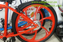 wheel/motorized bicycle wheel