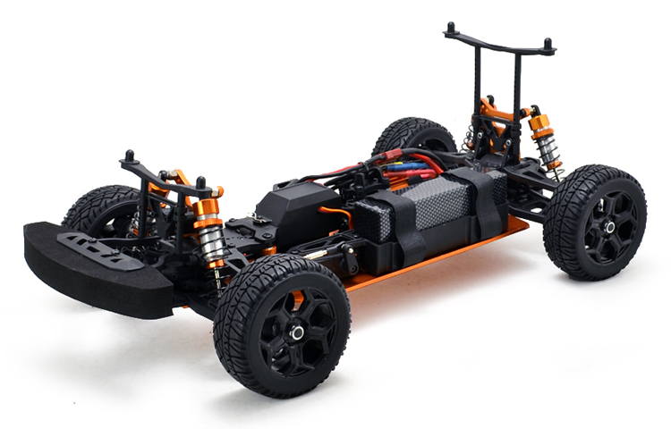 Flytec New Arrival SST 1993 4WD 1 / 9 Scale Brushless Motor RC Racing Car RC Toy For Kids