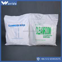 Low lint release W-2003 dust-free polyester clean room wipes